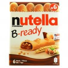 Печево Nutella B-readi з горіховою начинкою 132г