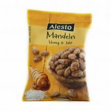 Мигдаль Alesto мед та сіль 150г
