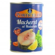 Риба Porticello макрелла консервована 425г