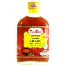 Соус Tao Tao гостро-солодкий з перцем чилі 200мл
