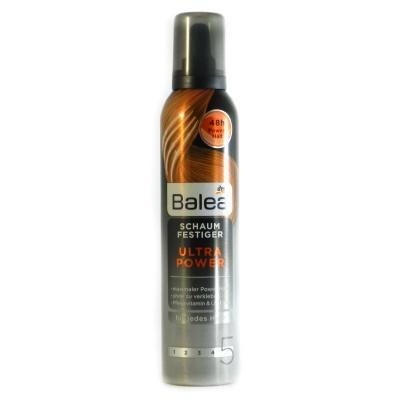 Піна для волосся Balea ultra power 5 300мл
