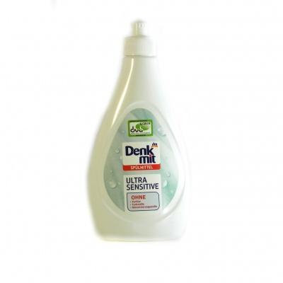 Рідина для миття посуду Denk Mit ultra sensitive 0,5л
