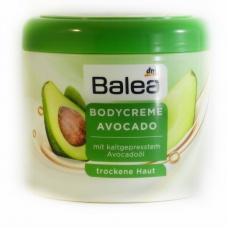 Зволожуючий крем для тіла Balea  з олією авокадо 500мл