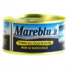 Тунець Mareblu tonno all olio di oliva 80г