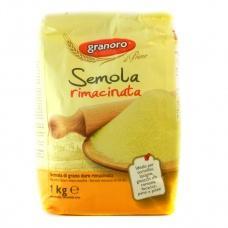 Крупа манна Granoro Semola rimacinata 1кг