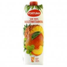 Сік Fortuna Мультивітамін 1л