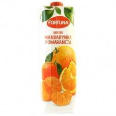 Сік Fortuna апельсин,мандарин 1л