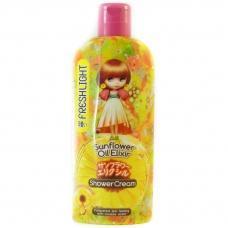 Гель для душу Shower Cream Sunflower Oil Elixir  300мл