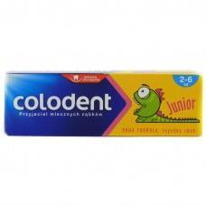 Зубна паста Colodent super junior дитяча 50мл