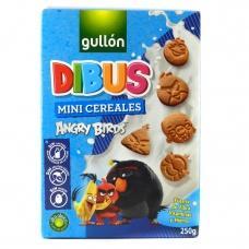 Печево Gillon Dibus mini cereais 250г