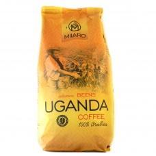 Кава в Milaro uganda coffe 100% арабіка 1кг