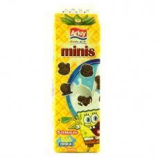 Печево Arluy minis шоколадні спанч-боб 275г