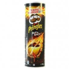 Чіпси Pringles з гострим перцем 165г