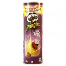 Чіпси Pringles Texas BBQ sause  165г