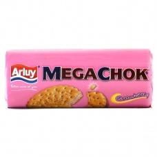 Печиво Arly Mega Chok полуничне 180г