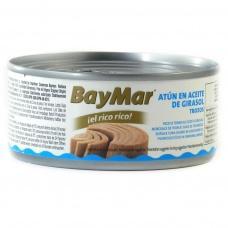 Тунець BayMar у власному соці 160г