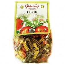Макарони Dalla Costa Fusilli томати і орегано 250г