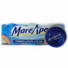 Тунець Mare Aperto в оливковій олії 120г