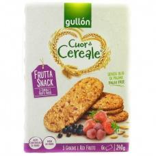 Печиво gullon Cuor di Cereale зі злаками, без пальмової олії 240г