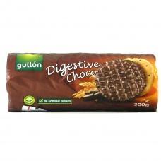 Печиво gullon Digestive choco шоколадне 300г