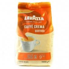 Кава в зернах Lavazza Caffe crema custoso 1кг