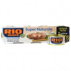Тунець Rio Mare Super Naturale  у власному соці  56г