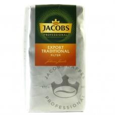 Кава Jacobs export traditional filter 500г