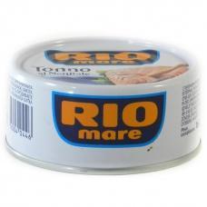 Тунець Rio mare у власному соці 160г