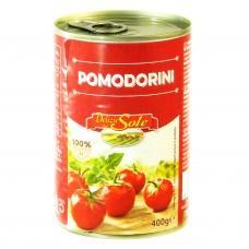 Томатна паста Delizie dal sole passata di pomodoro в жестяній банці 400г