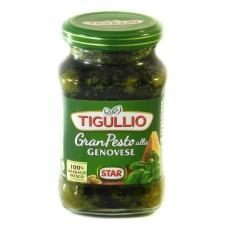 Соус песто Tigullio Gran Pesto alla cenovese  190г