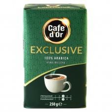 Кава Cafe Dor Exclusive 100% арабіка 250г