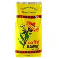 Кава в зернах Caffe Haway 1кг