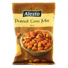 Alesto Peanut Corn Mix 150 г