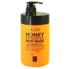 Інтенсивна медова маска Daeng Gi Meo Ri Honey Intensive Hair Maskey для відновлення волосся 1000 ml