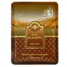 Маска для обличчя Fresh Placenta тканинна з екстрактом плаценти 23г