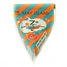 Маска для оличчя May Island гарбузова нічна незмиваюча 1шт