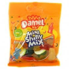 Желейки Damel mini shiny mix 100г