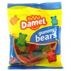 Желейки Damel gummy bears 100г