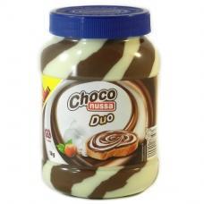 Шоколадна паста Choco nussa Duo 1кг