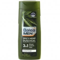 Гель для душу Balea men Spicy Hemp 3in1 300ml