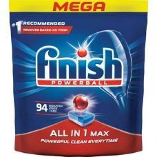 Таблетки для посудомийної машини Finish 94 таблетки.