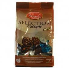 Цукерки Witor`s Selection crispy Mini 150 g