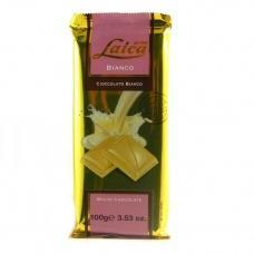 Білий шоколад Laica 100 g