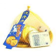 Шоколадні цукерки Euro монетки 150г