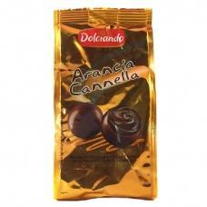 Цукерки Dolciando Arancia cannella  100г