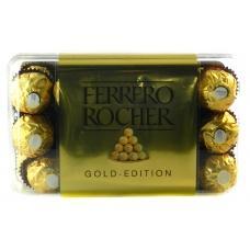 Цукерки Ferrero Rocher Gold Edition 375 г
