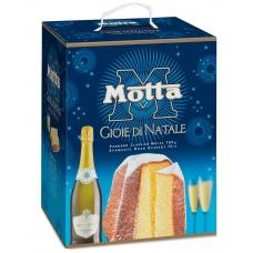 Подарунковий набір Motta Gioie di Natale 0,75кг