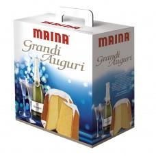 Подарунковий набір Maina Grandi Auguri 0,7кг
