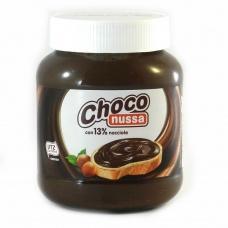Шоколадна паста Choco nussa горіхова 0.750г