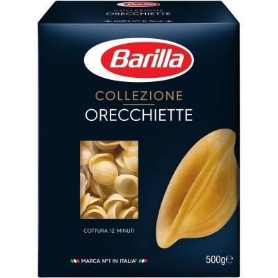 Макарони класичні Barilla Orecchiette 0,5кг